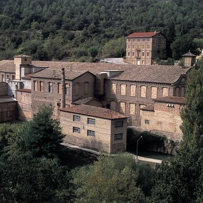 Colònia tèxtil de Cal Riera.