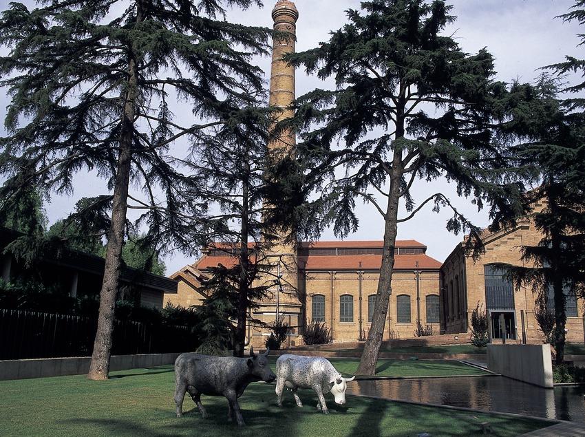 Extérieur du Musée AGBAR de l'eau.  (Turismo Verde S.L.)