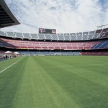 Camp Nou. Barcelona Football Club Stadium