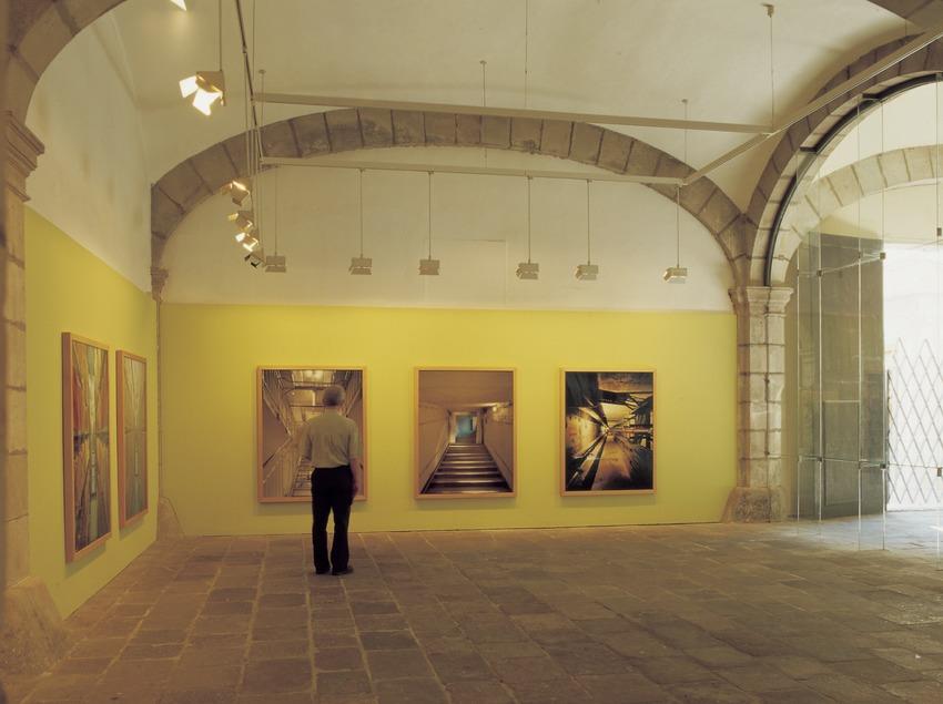 Interior del Palau de la Virreina.  (Imagen M.A.S.)