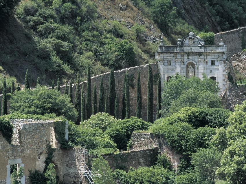 Carthusian monastery of Scala Dei  (Imagen M.A.S.)