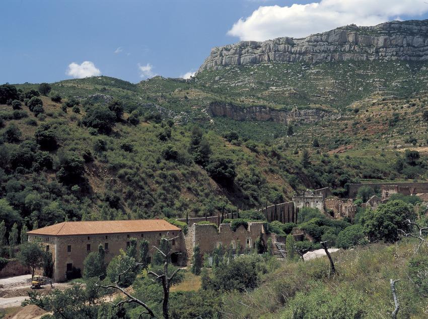 Cartuja de Scala Dei.  (Imagen M.A.S.)