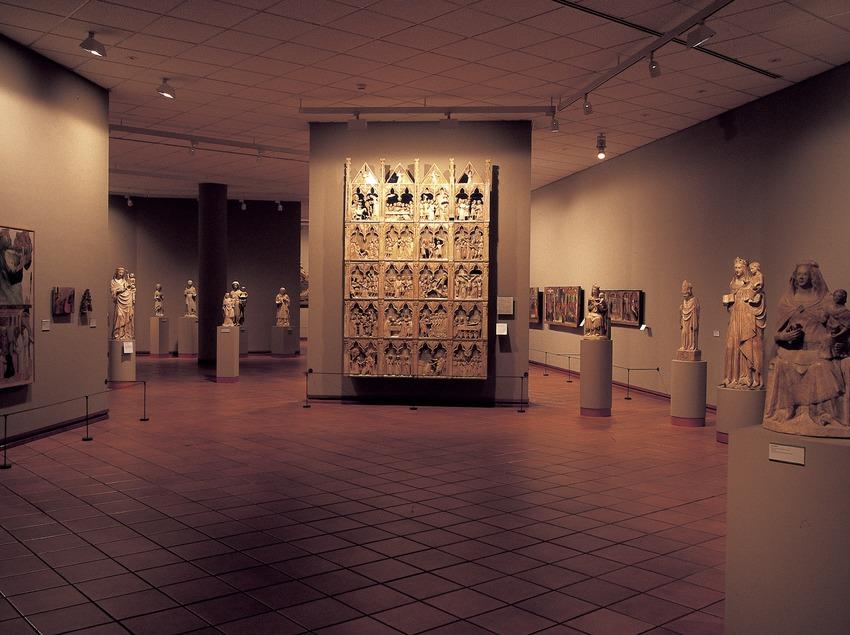Museu Episcopal de Vic  Cultura - Museus, centres dexposició i centres ...