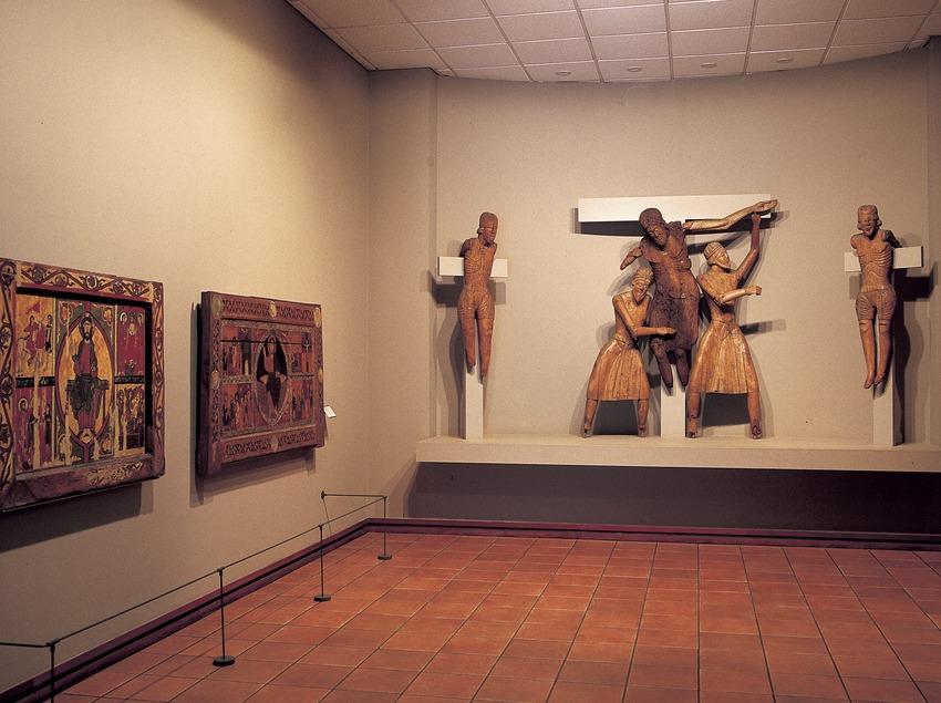 Sala de arte medieval. Museo Episcopal. (Imagen M.A.S.)