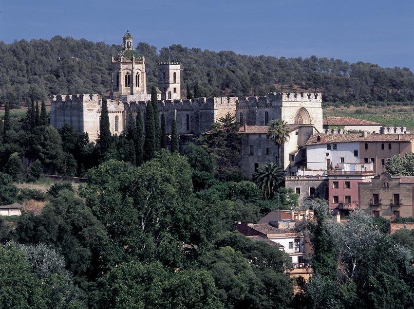Real Monasterio de Santes Creus  (Imagen M.A.S.)