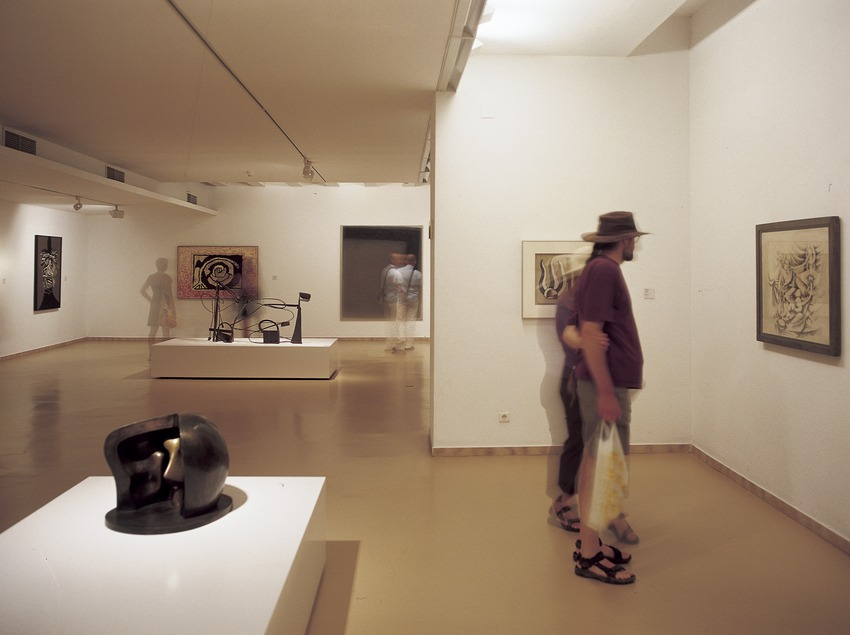 Room in the Joan Miró Foundation  (Imagen M.A.S.)
