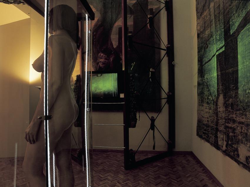 Salle du Théâtre-musée Dalí.  (Imagen M.A.S.)