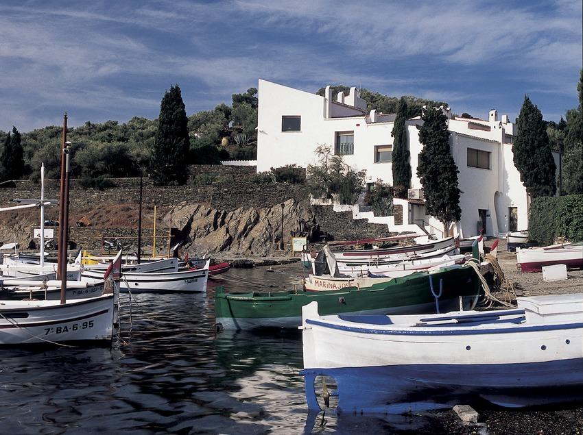 Salvador Dalí House-Museum in Portlligat