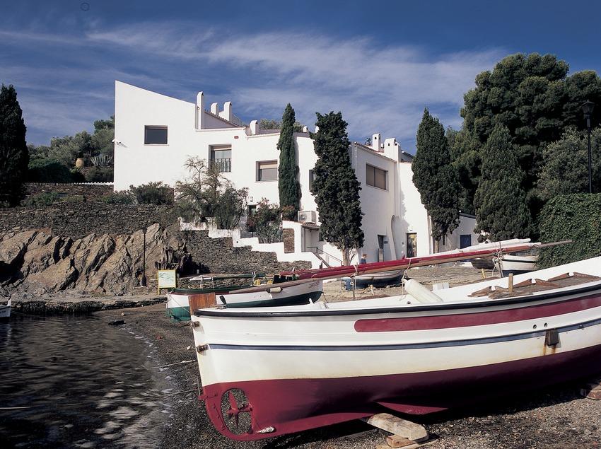 Casa-Museu Salvador Dalí de Portlligat  (Imagen M.A.S.)