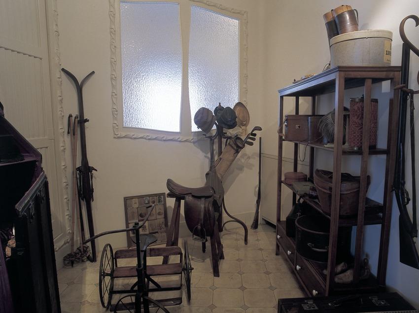 Intérieur de la maison Milà, La Pedrera. (Imagen M.A.S.)