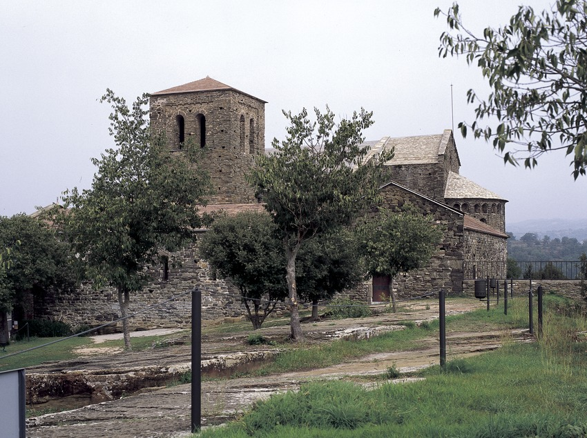 Monestir de Sant Pere de Casserres (Imagen M.A.S.)