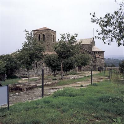 Monastère Sant Pere de Casserres (Imagen M.A.S.)