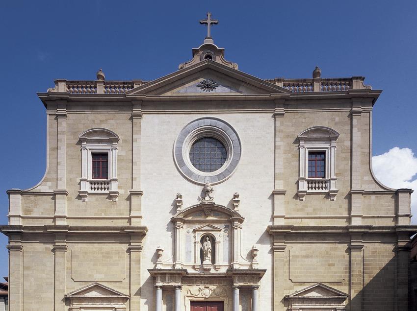Façana de la catedral de Sant Pere. (Imagen M.A.S.)