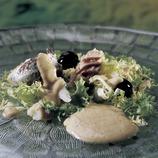 Xató (curly endive, tuna and cod salad).  (Imagen M.A.S.)