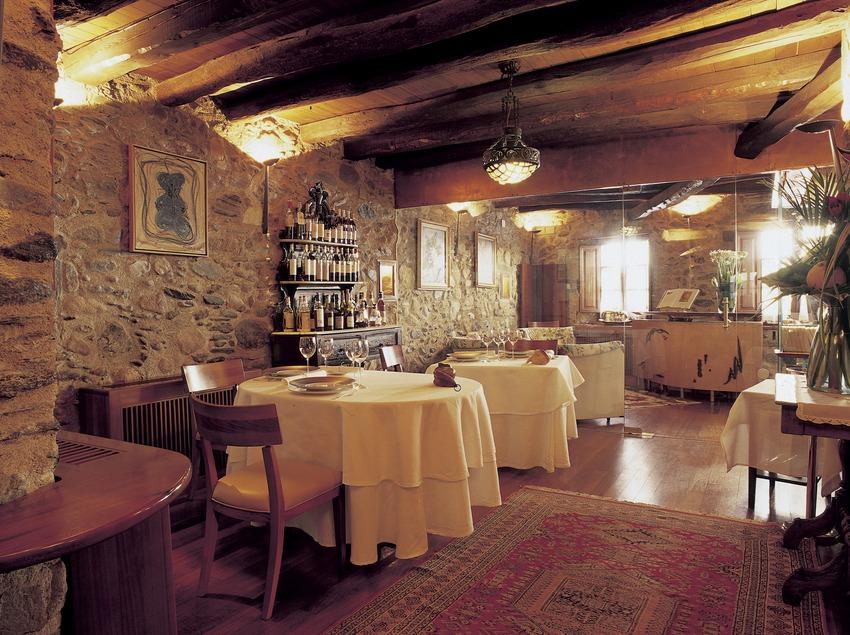 Restaurante El Racó de Can Fabes. (Imagen M.A.S.)