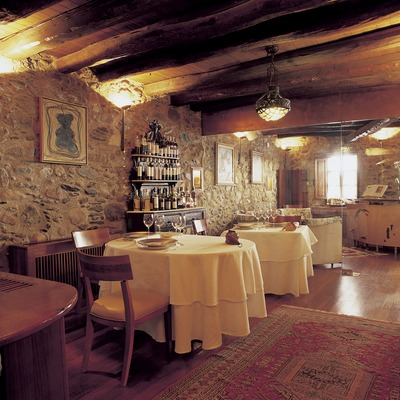 Restaurant El Racó de Can Fabes. (Imagen M.A.S.)