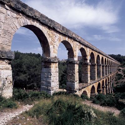 Aqüeducte romà de les Ferreres o Pont del Diable.