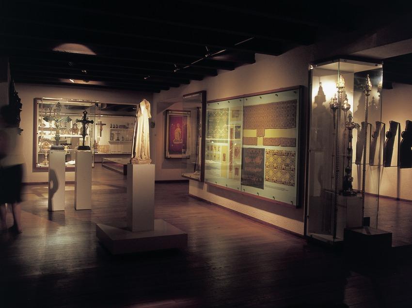 Museo del monasterio de Sant Joan de les Abadesses  (Imagen M.A.S.)
