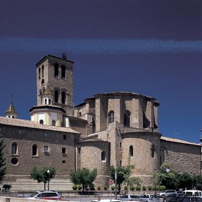 Absis i campanar de la catedral  (Imagen M.A.S.)
