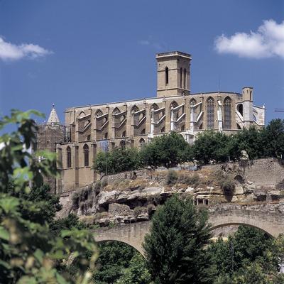 Basílica de Santa Maria de La Seu.  (Imagen M.A.S.)