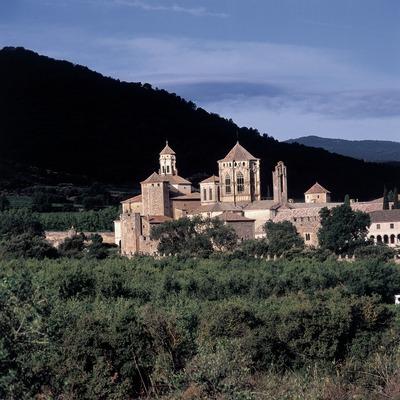 Monastère royal Santa Maria de Poblet