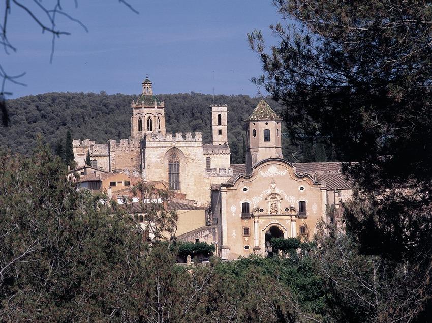 Monastère royal Santes Creus  (Imagen M.A.S.)