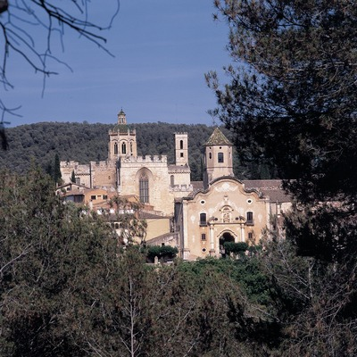 Royal Monastery of Santes Creus  (Imagen M.A.S.)