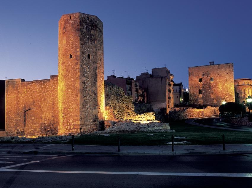 Muralla romana.
