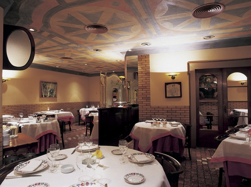 Ресторан Hispania.