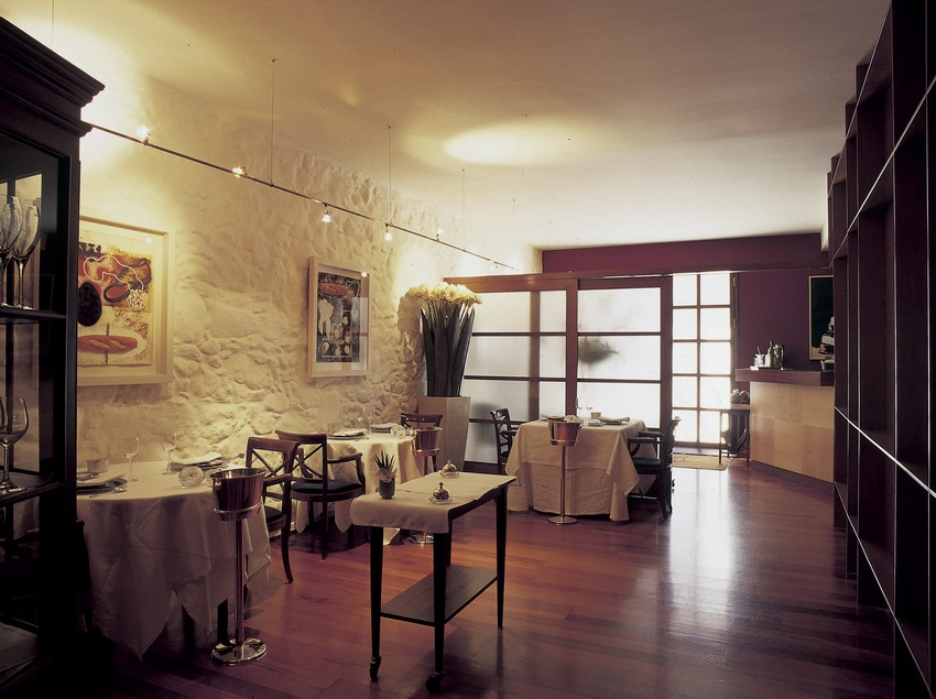 Restaurante Gaig. (Imagen M.A.S.)