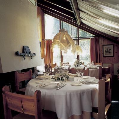 Restaurant Casa Irene.