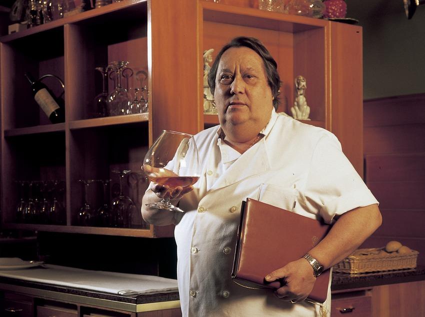 Jaume Bargués, xef del restaurant Jaume de Provença. (Imagen M.A.S.)