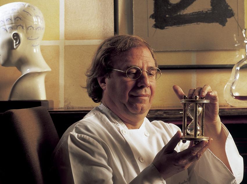 Miguel Sanchez, chef du restaurant L'Esguard.