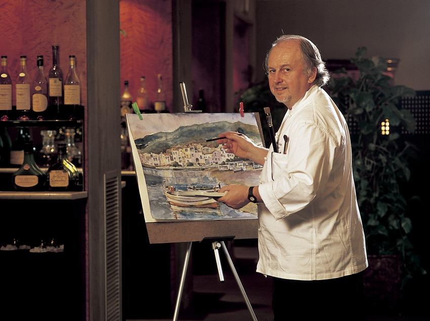 Jean Louis Neichel, chef del restaurante Neichel.