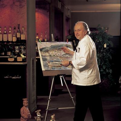 Jean Louis Neichel, chef del restaurante Neichel. (Imagen M.A.S.)