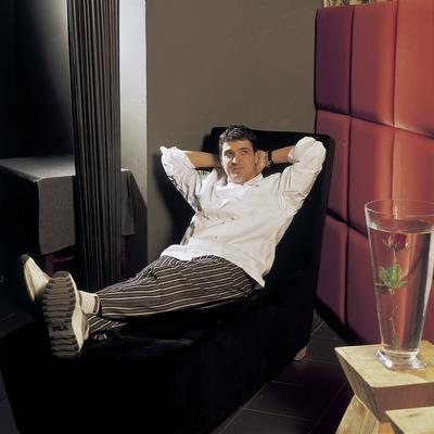 Carles Abellan, xef del restaurant Comerç 24