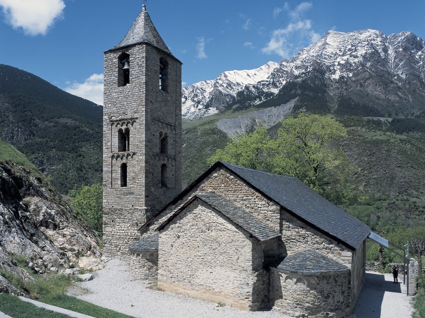 Església de Sant Joan de Boí.