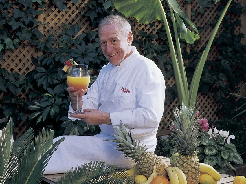 Carles Gaig, chef del restaurante Gaig. (Imagen M.A.S.)
