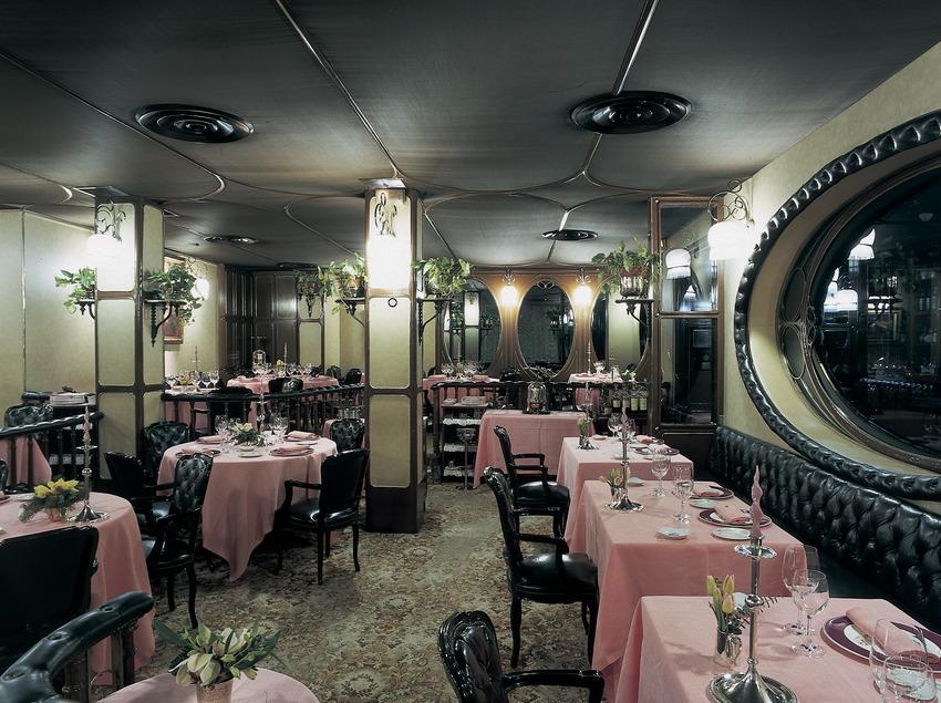 Restaurant Via Veneto. (Imagen M.A.S.)