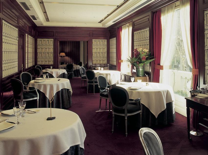 Restaurant Drolma de l'Hotel Majestic. (Imagen M.A.S.)