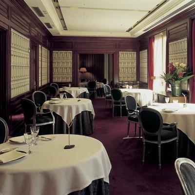 Restaurante Drolma del Hotel Majestic. (Imagen M.A.S.)