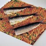 Arròs de sardines.