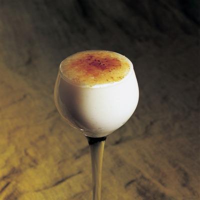 Crema catalana de Sant Josep.