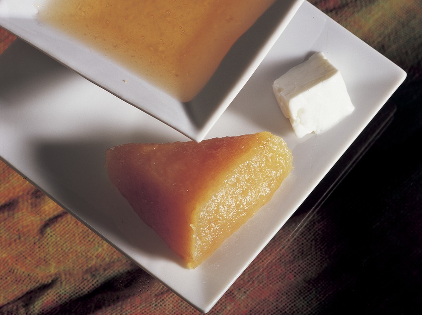 Codonyat i gelea de codony.