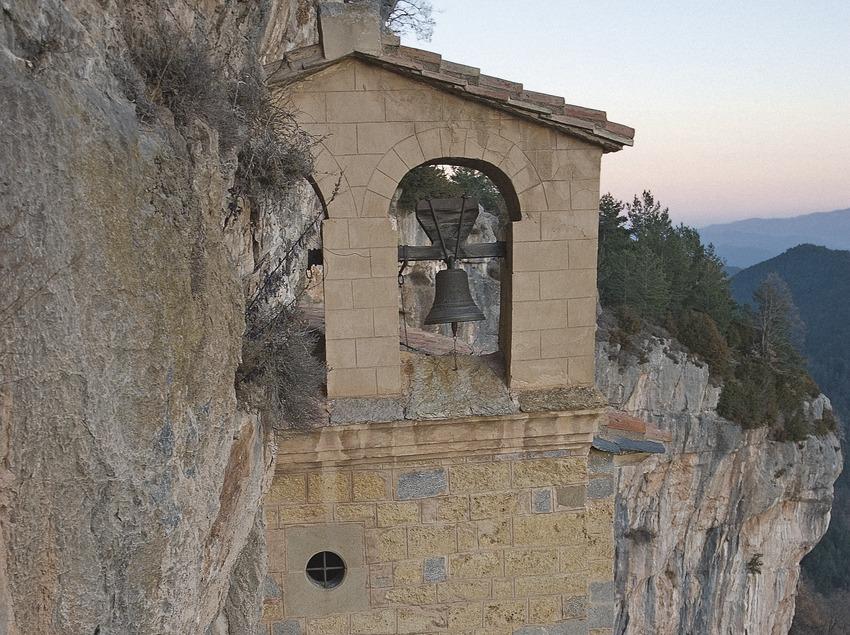 Santuari de la Mare de Déu de Montgrony  (Servicios Editoriales Georama)