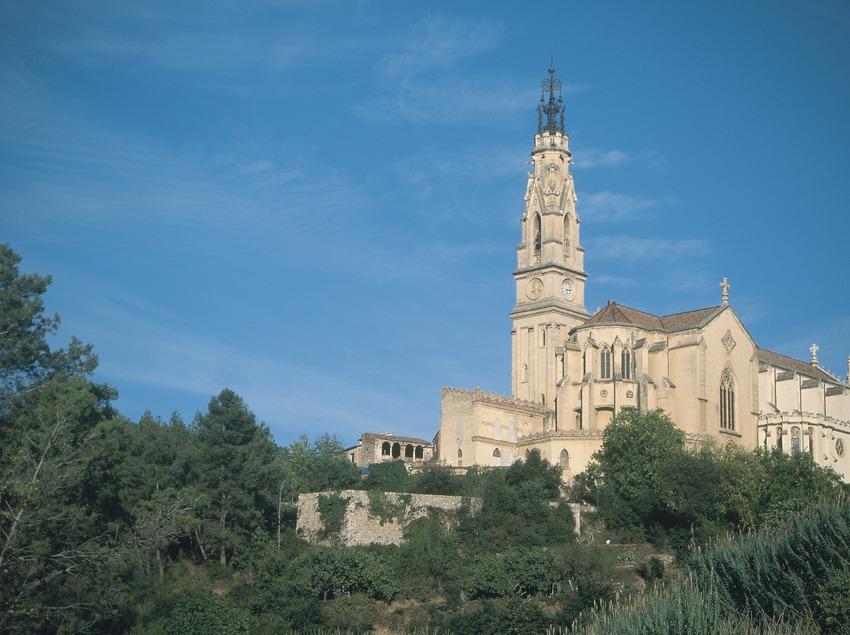 Església de Sant Esteve de Castellar del Vallès.
