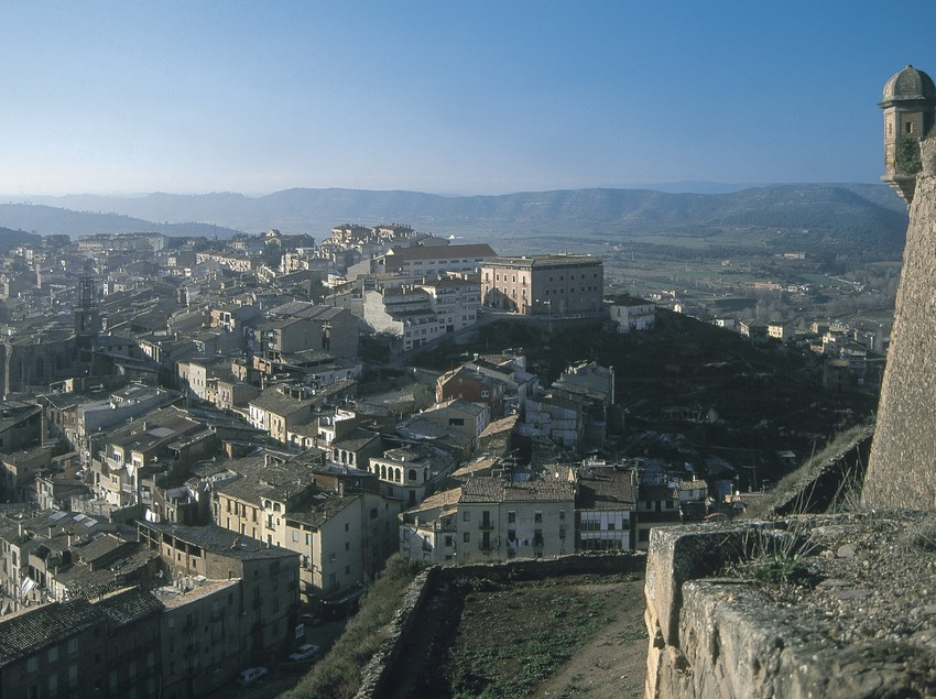Vue partielle de la vieille ville depuis le château  (Servicios Editoriales Georama)