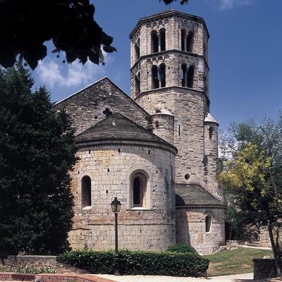 Monastère Sant Pere de Galligants.  (Imagen M.A.S.)
