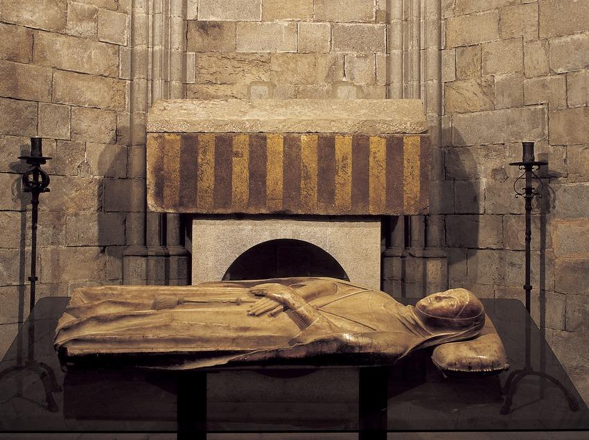 Capilla de Sant Joan Baptista i Sant Joan Evangelista (1335). Catedral de Santa Maria.  (Imagen M.A.S.)