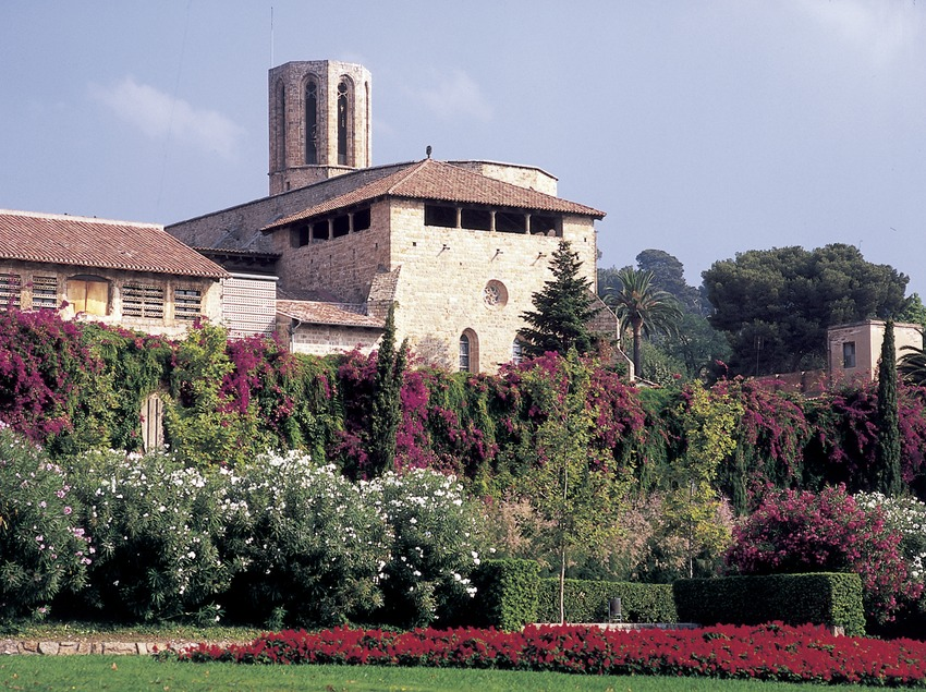 Museum-Monastery of Pedralbes.  (Imagen M.A.S.)
